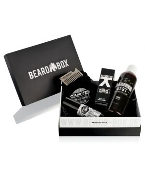 BEARD BOX No. 02 - Noble Black
