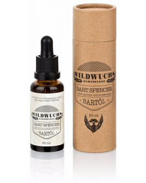 Wildwuchs Bartpflege - Bartöl BART SPENCER - 30 ml